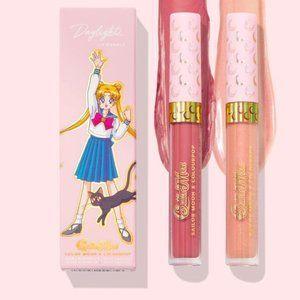 NEW Sailor Moon ColourPop Daylight Lip Kit
